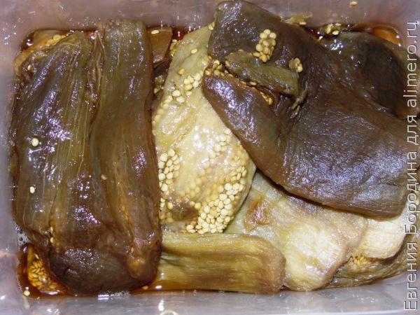 Заморозить баклажаны на зиму рецепты с фото