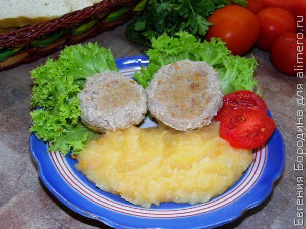 Диетические блюда из говядины рецепты с фото