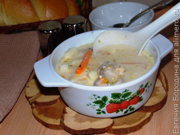 рецепты легко и быстро для супов с фото