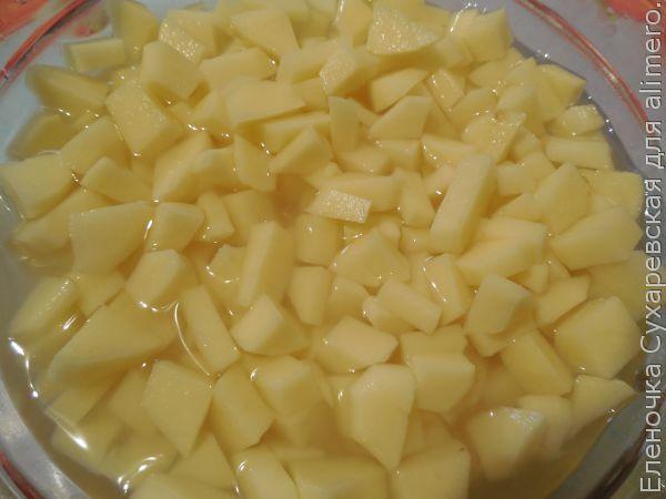 Суп из сардин