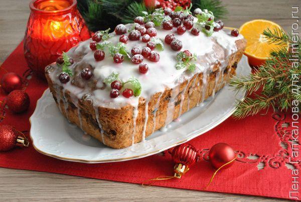 Рецепт кекс с орехами и сухофруктами рецепт с фото