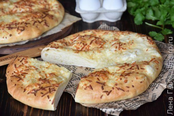 Мегрельские хачапури - вкуснейшая грузинская выпечка