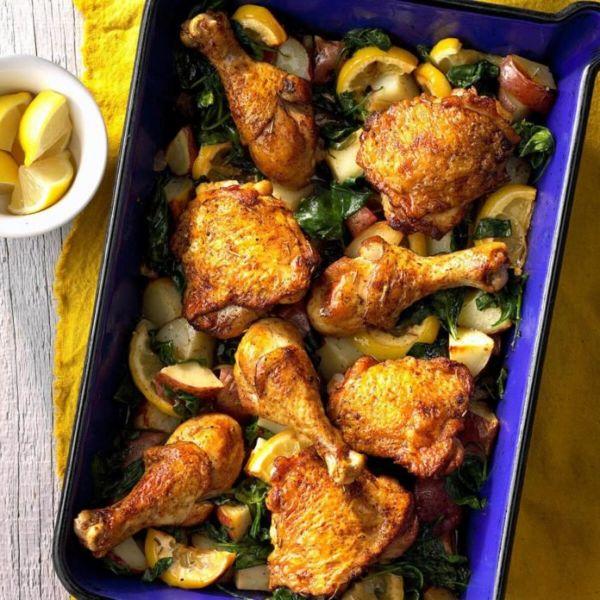 второе блюдо из курицы рецепт с фото поздравления днём матери