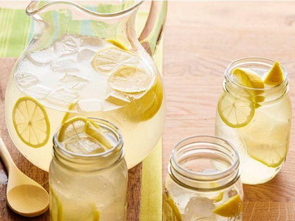 Простейший рецепт домашнего лимонада за 15 минут