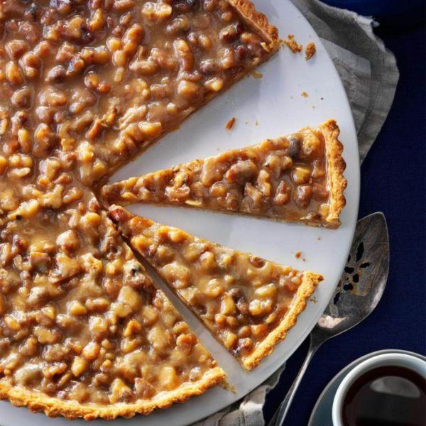 Пироги из грецкие орехи 7